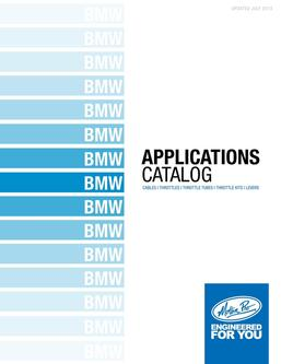 BMW Applications 2013