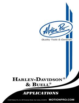 Harley-Davidson Applications 2013