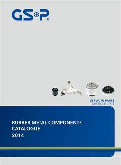 GSP rubber-to-metal parts 2014