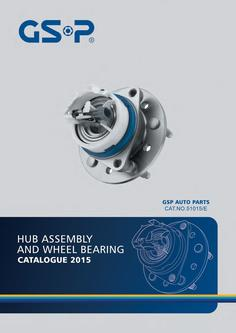 2015 Hub Assembly and Wheel Bearings