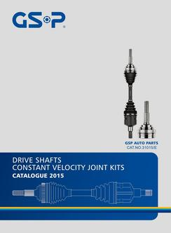 Drive shafts & cv joints 2013
