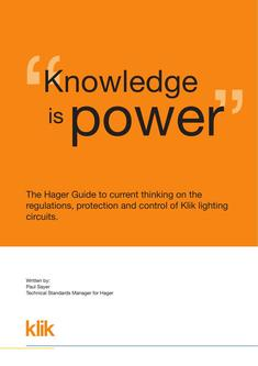Knowledge is Power 2016