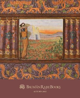 Autumn 2015 Rare Books