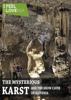 The Mysterious Karst and the Show Caves 2016