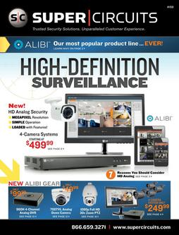 High Definition Surveillance 2016