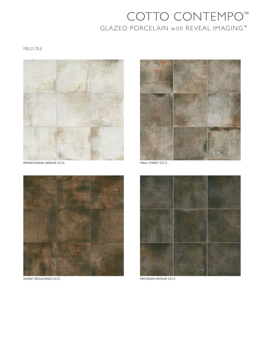 Contempo Ceramic Tile Corporation Tile Design Ideas