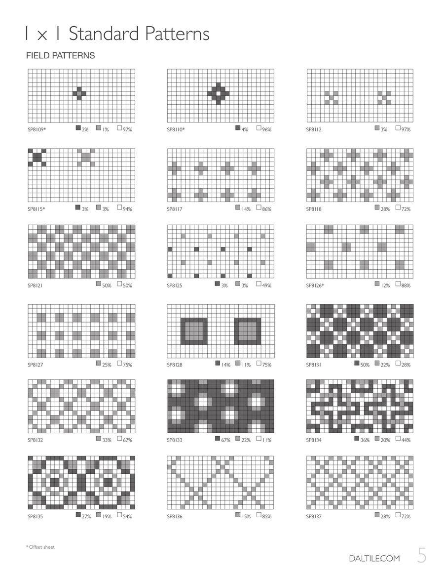 Dal Tile Patterns Tile Designs