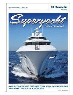 Dometic Marine - Superyacht Products 2016