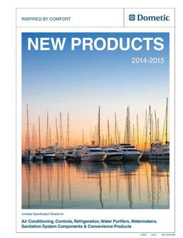 Dometic Marine - New Products 2014