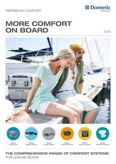 Dometic Marine - European Aftermarket Catalog 2016