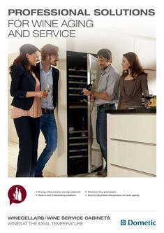 Wine Cellars and Wine Service Cabinets 2016