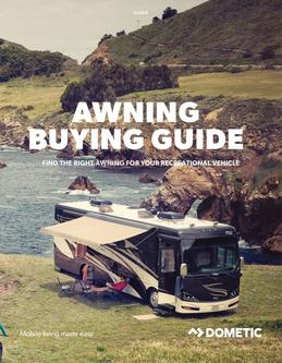 Awnings for your recreational vehicle 2018