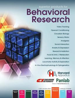 Comprehensive Behavioral Research 2016