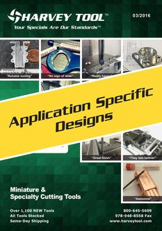 Application Specific Designs 03/2016