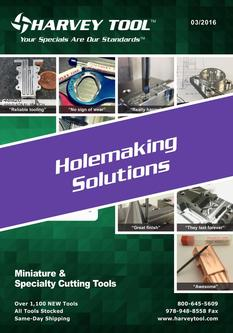 Holemaking Solutions 03/2016