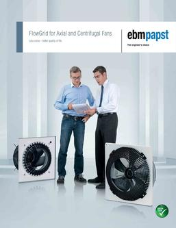 FlowGrid for Axial and Centrifugal Fans