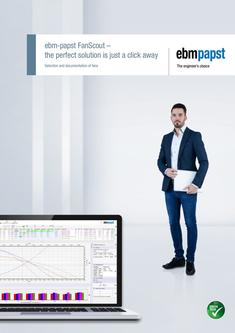 ebm-papst FanScout – the perfect solution is just a click away 2017