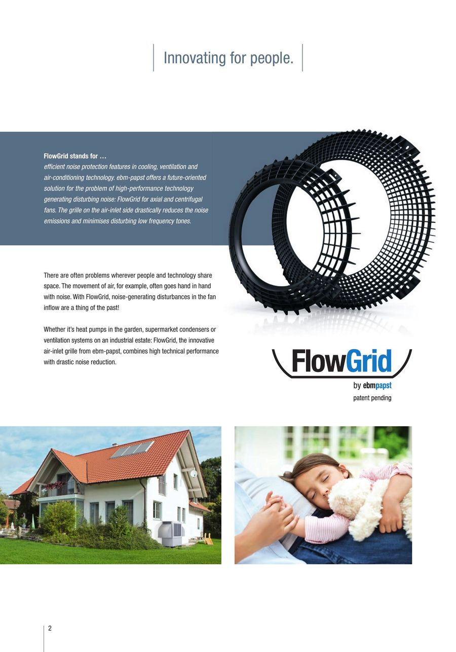 GreenTech EC centrifugal fans for hotel climate control