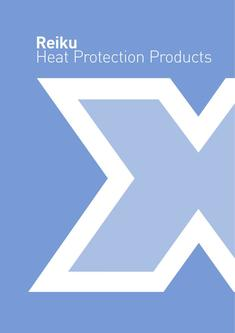 Heat Protection materials 2016