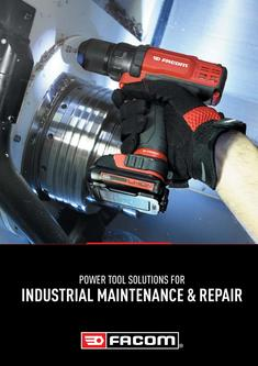 Power tool solutions for industrial maintenance & repair 2016