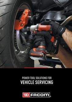 Power tool solutions for vehicle servicing 2016