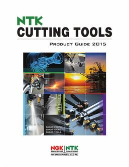 Cutting Tools Product Guide 3/2015