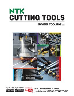 Swiss Tooling Cutting Tools 4/2015