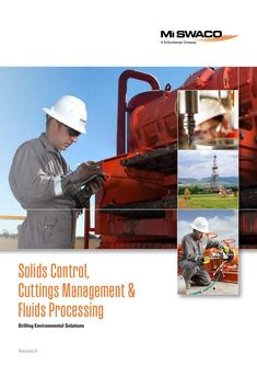 Solids Control, Cuttings Management & Fluids Processing 2016