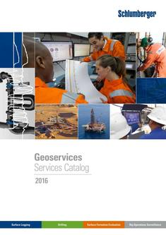 Geoservices Services 2016