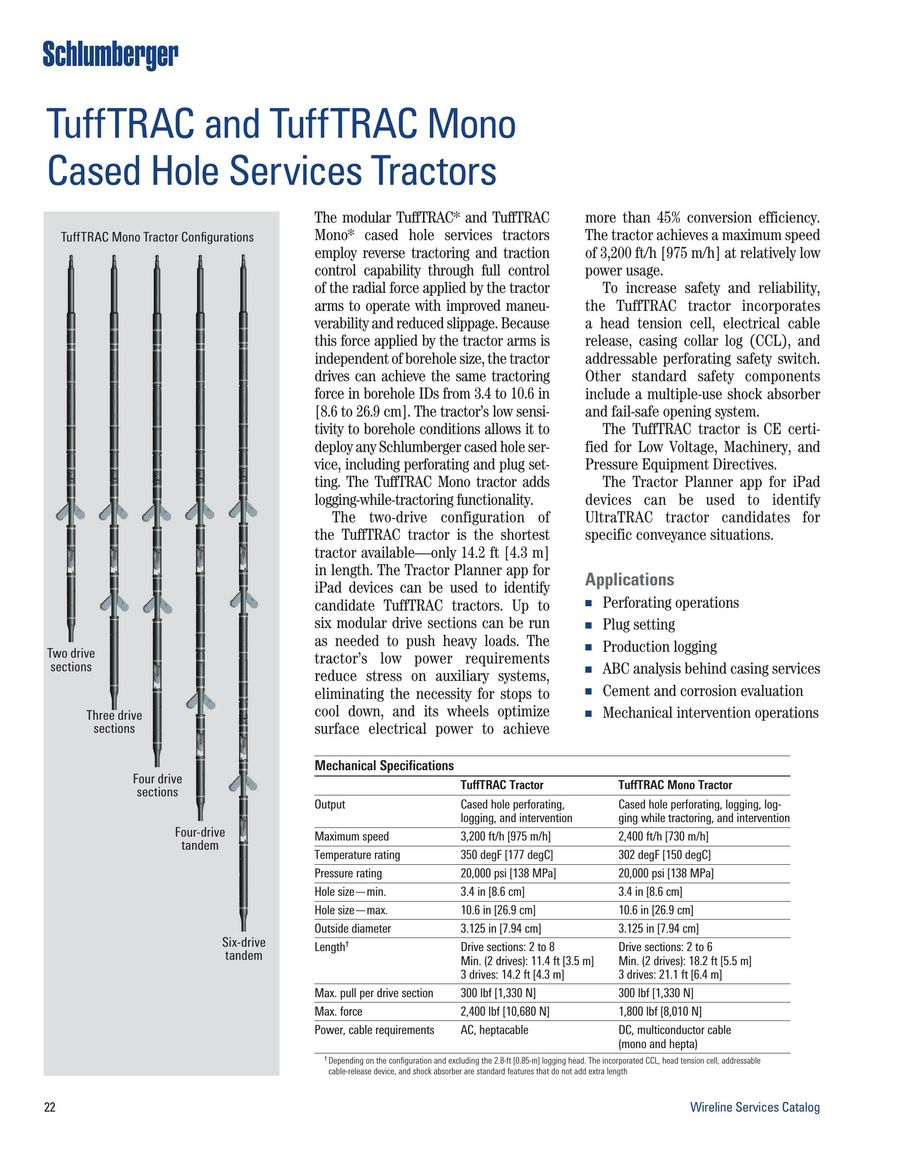 Page 23 of Wireline Services 2016