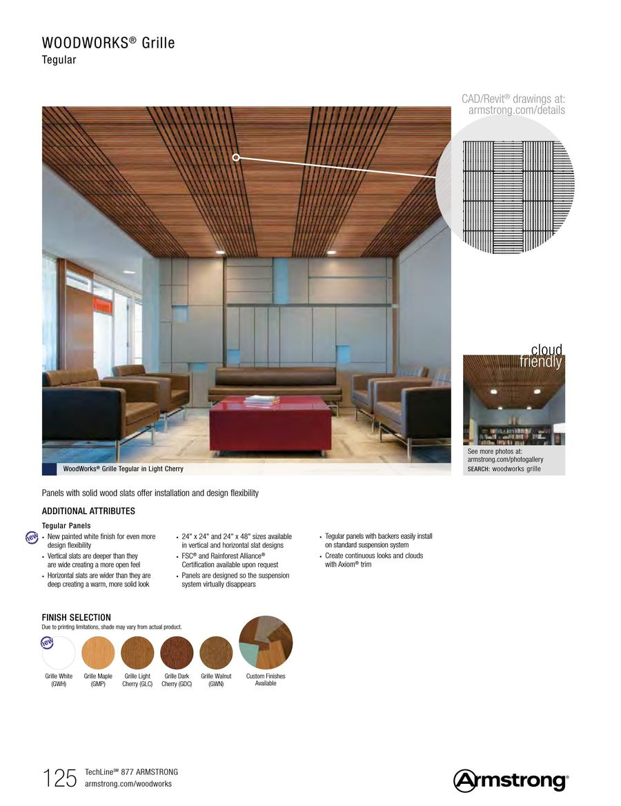 Page 18 of Wood Ceilings 2015/2016