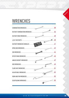 Wrenches 2015