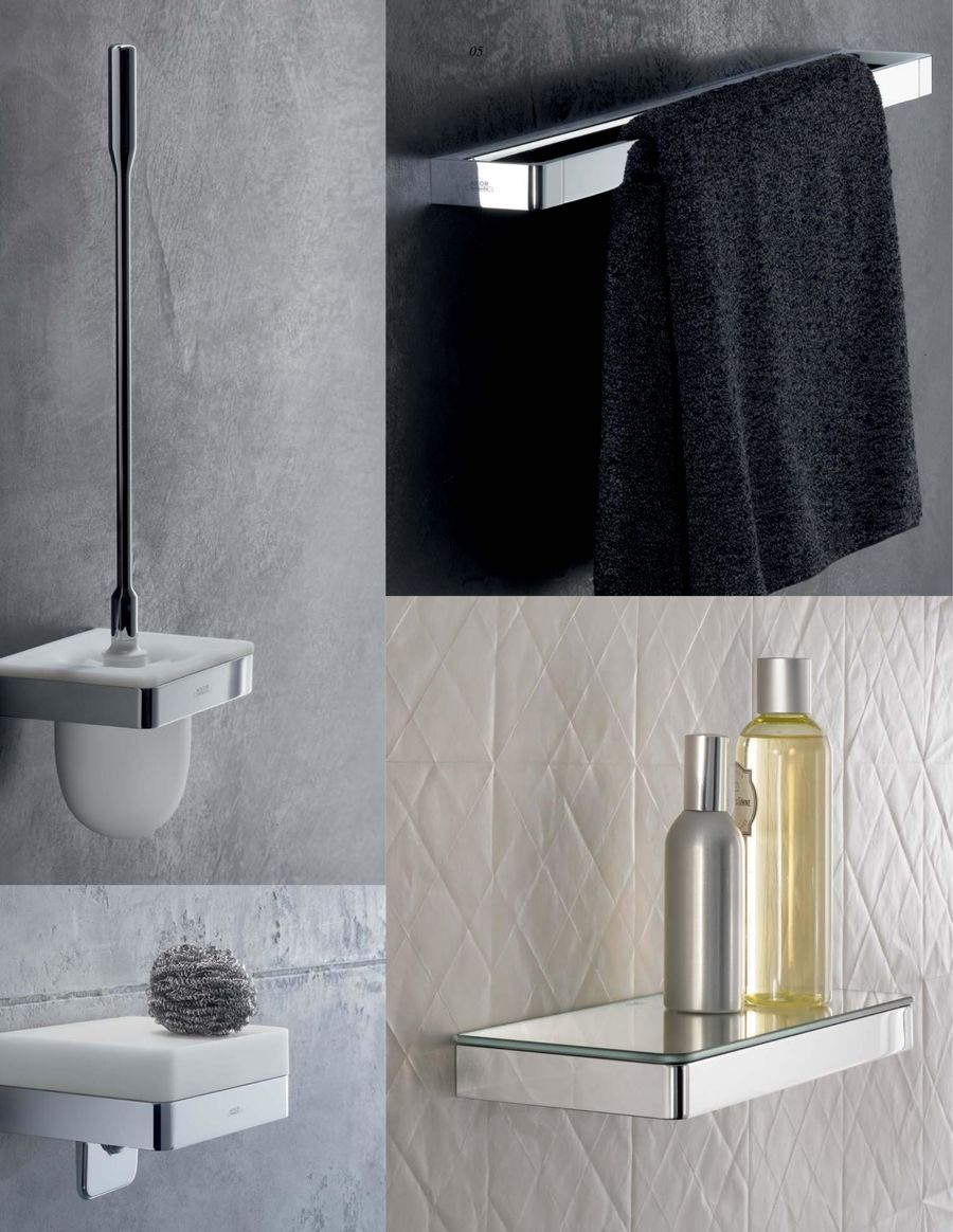 Axor Universal Accessories 2016 by Hansgrohe USA