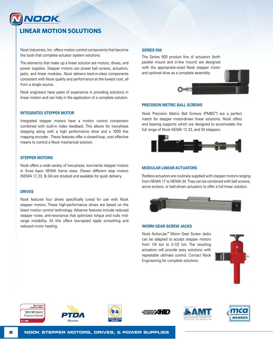 Page 9 of Stepper Motors 2016
