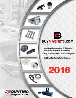 Magnets and Industrial Magnetic Equipment 2016