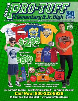 Elementary & Junior High 2017