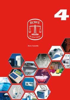 Rowe Scientific Products 2017