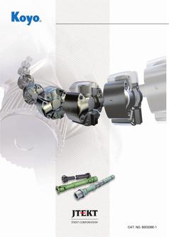 Driveshafts for industry 2016