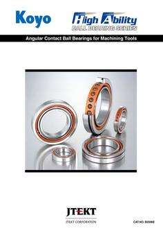 High ability ball bearing series 2016