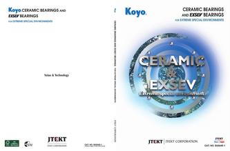 Ceramic bearings exsev 2016