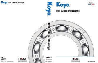 Ball & roller bearings 2016