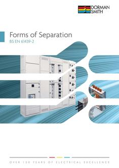 Forms of Separation 2014