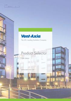 Product Selector Brochure 2016