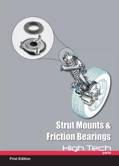 Strut Mountings & Bearings 2016