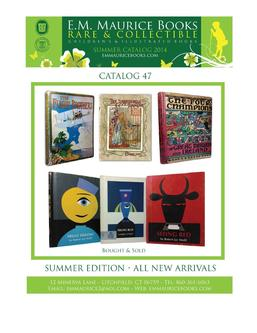 Book Catalog 47--Summer 2014