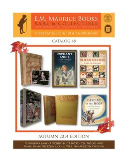 Catalog 48--Autumn 2014