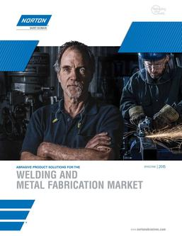 Welding and Metal Fabrication Products 2016