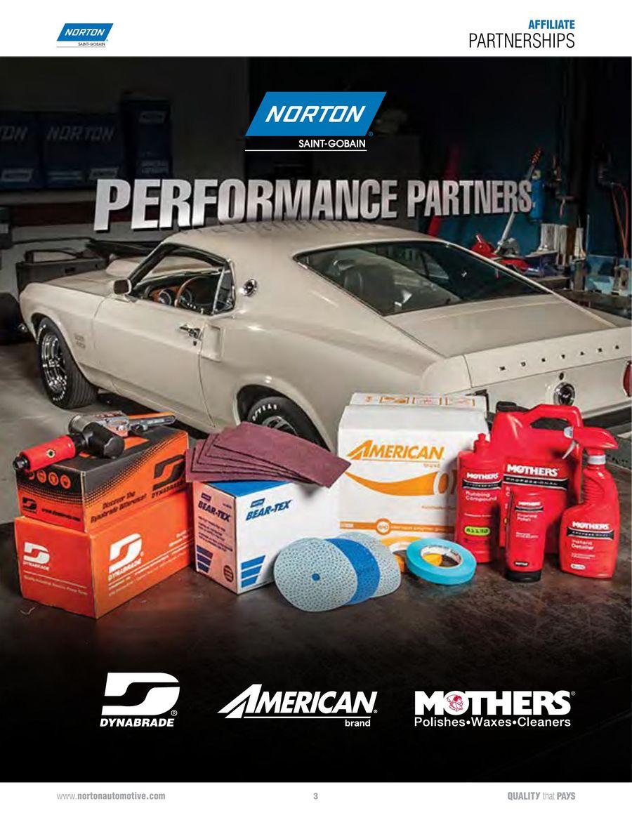 Automotive Aftermarket Refinishing Products 2016 by Norton | Saint ...