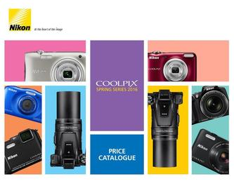 Recommended Price Coolpix 2016
