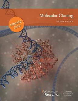 Molecular Cloning Technical Guide 2016